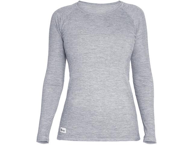 Röjk SuperBase Merino Sweater Dame salmiak